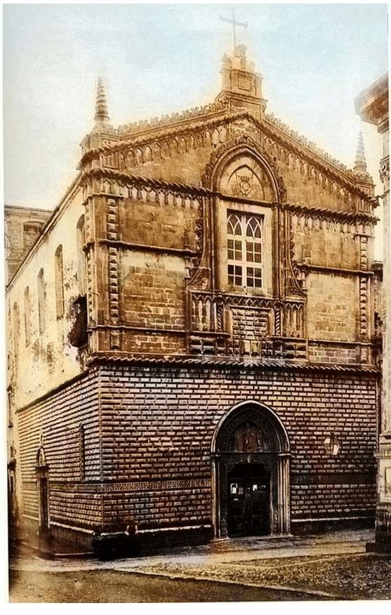Chiesa di Santa Maria della Scala Messina  Wikipedia