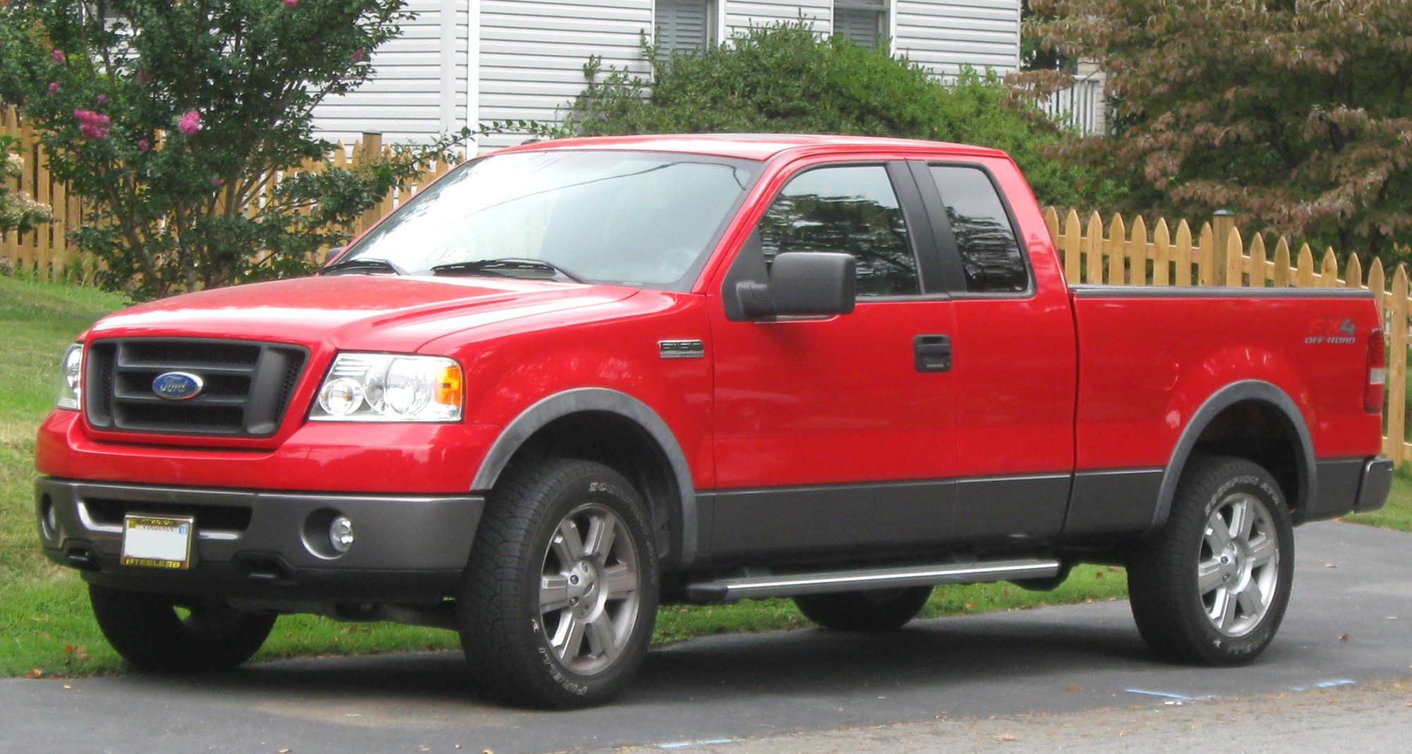hight resolution of ford f series eleventh generation wikipedia 2004 ford f 150 4 6 triton engine diagram