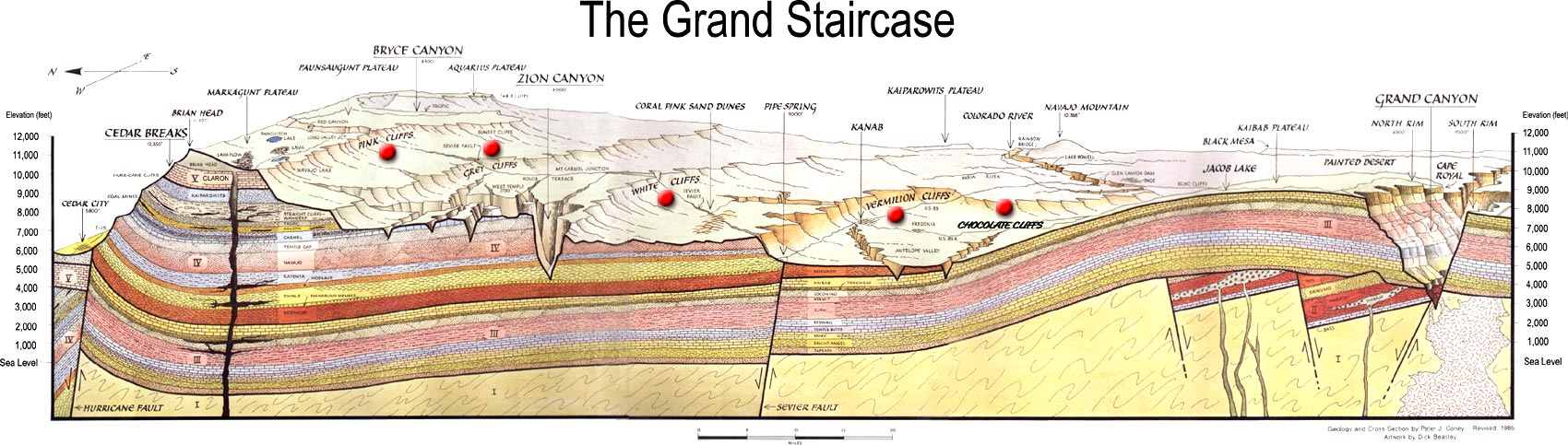 hight resolution of grand staircase big jpg