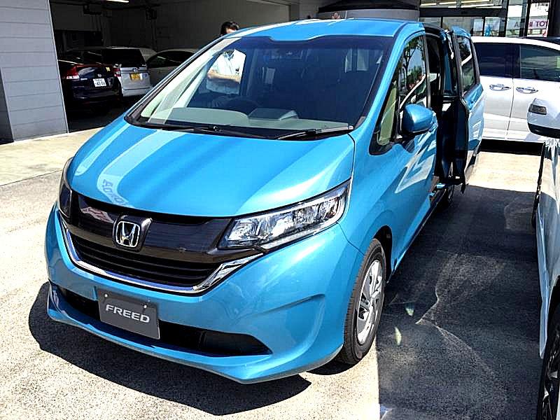 Honda Freed Vikipedi