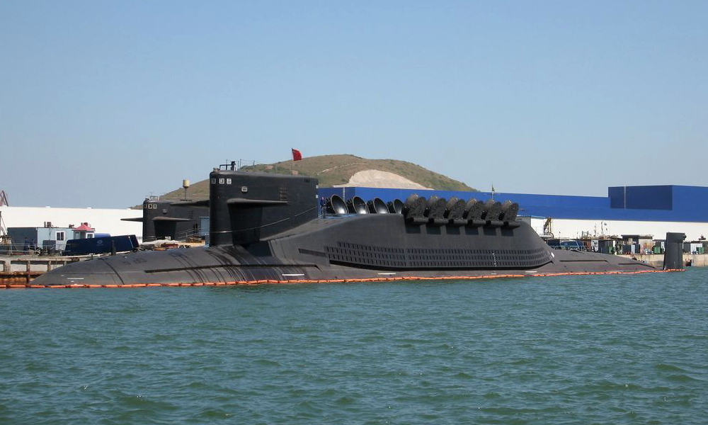 Jin-class submarine - Wikipedia