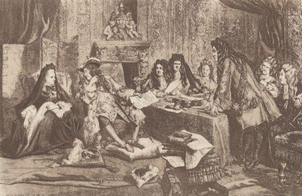 File:John Gilbert - Madame Maintenon in Conferance.jpg