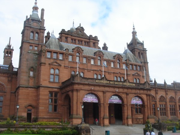 File Kelvingrove Art And Museum Entrance 17 August
