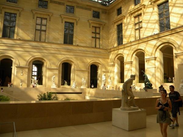 File Paris Mus Du Louvre Cour Puget - Wikimedia