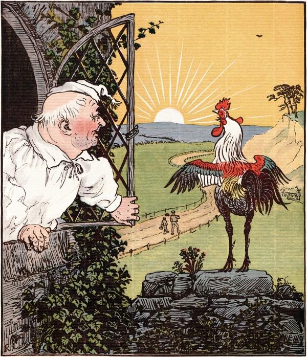 Randolph Caldecott Illustration