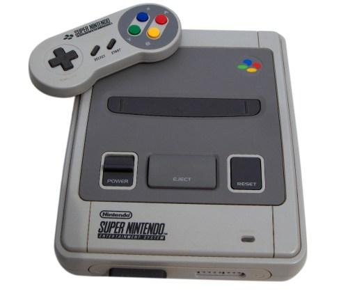 Resultado de imagen de Super Nintendo NES