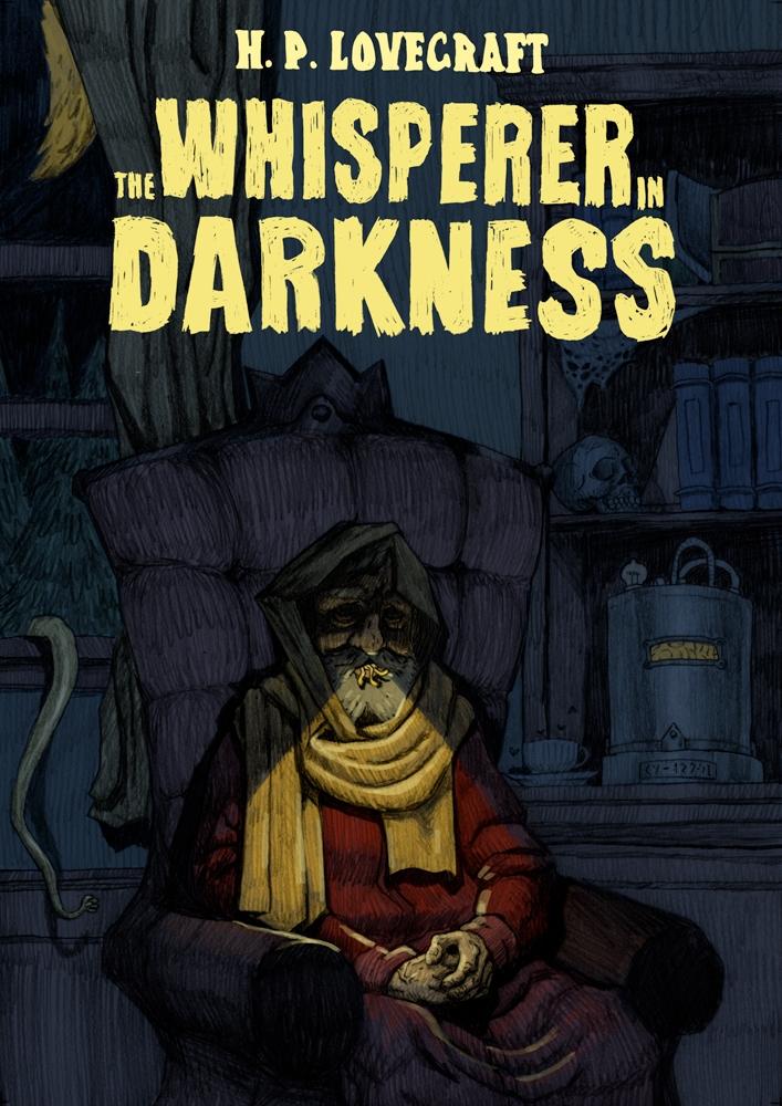 Wikizero - Celui qui chuchotait dans les ténèbres