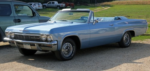 small resolution of file 1965 chevrolet impala ss convertible front jpg