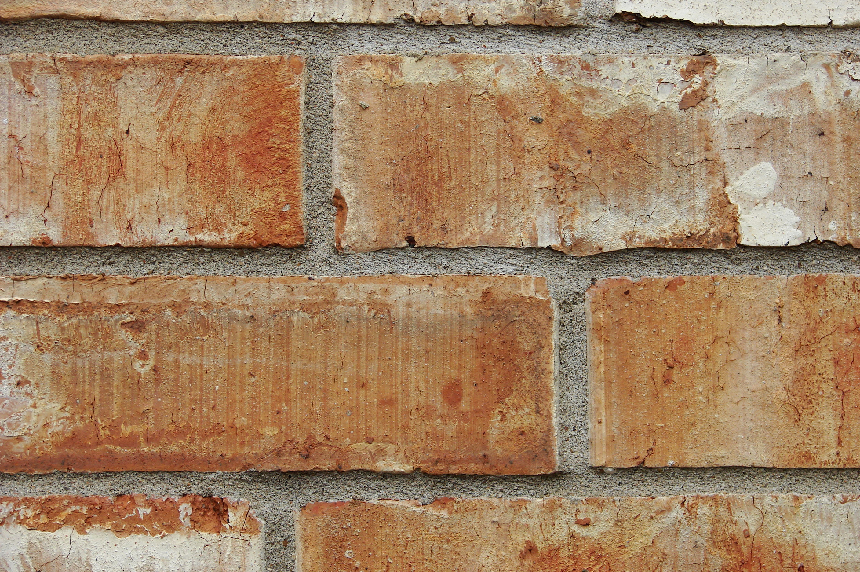English: Bricks in a wall.