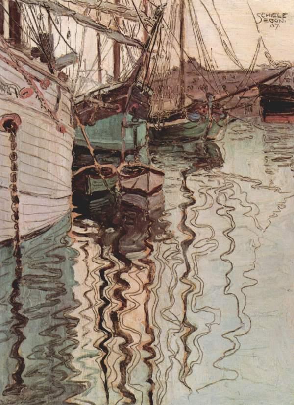 Vrooom Genius Of Artist Egon Schiele