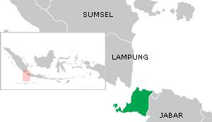 Banten province, Indonesia