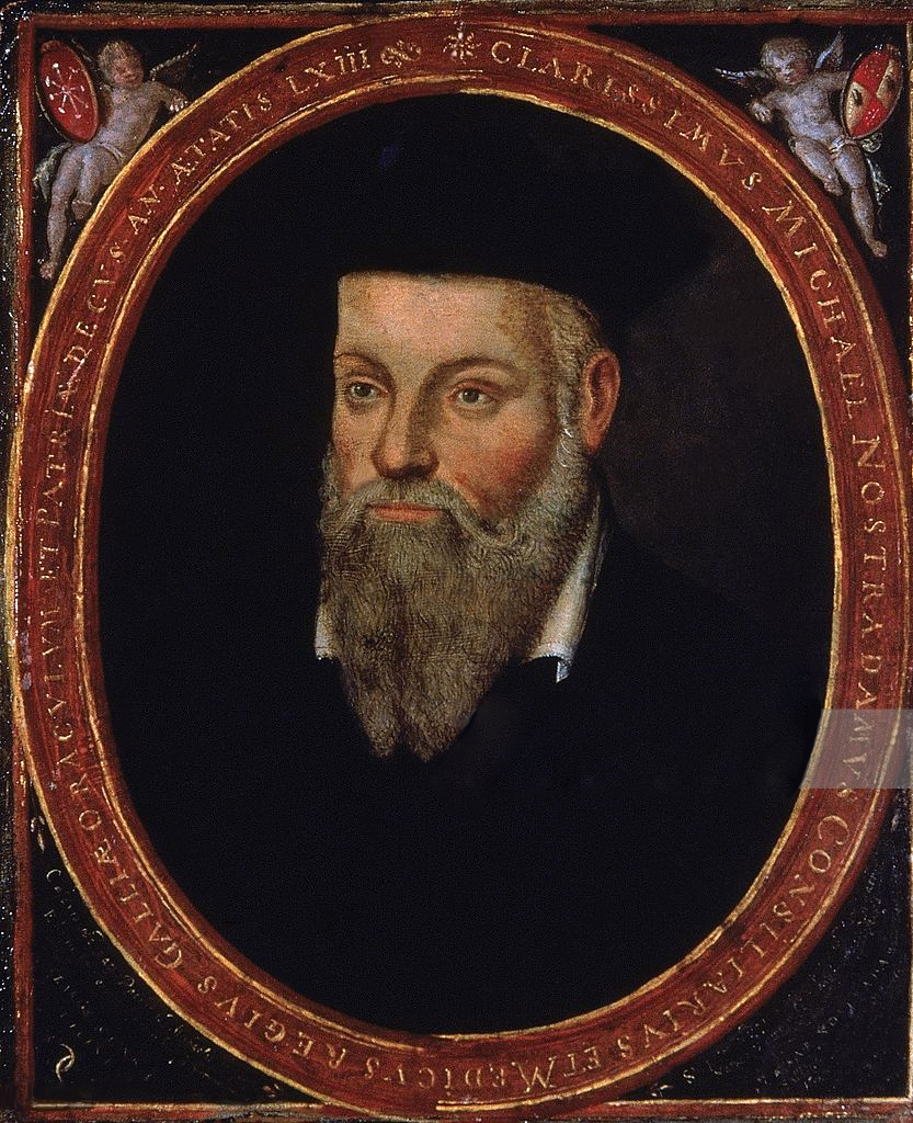 thesis on nostradamus This verse is from nostradamus' 16th-century book the true centuries — a book  divided into 10 sections of about 100 verses or quatrains this particular verse.