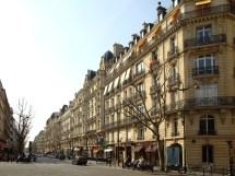 Avenue Victor-hugo Paris