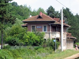 Breaza Railway Station - Vacation in Wallachia | Self-drive tour of Romania