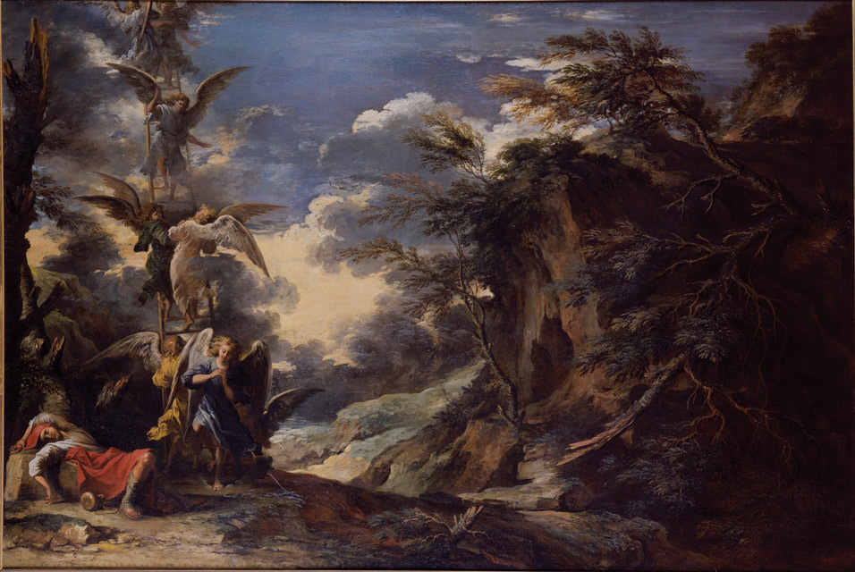 FileSalvator Rosa Jacobs Dream c 1665 oil on canvasjpg  Wikimedia Commons
