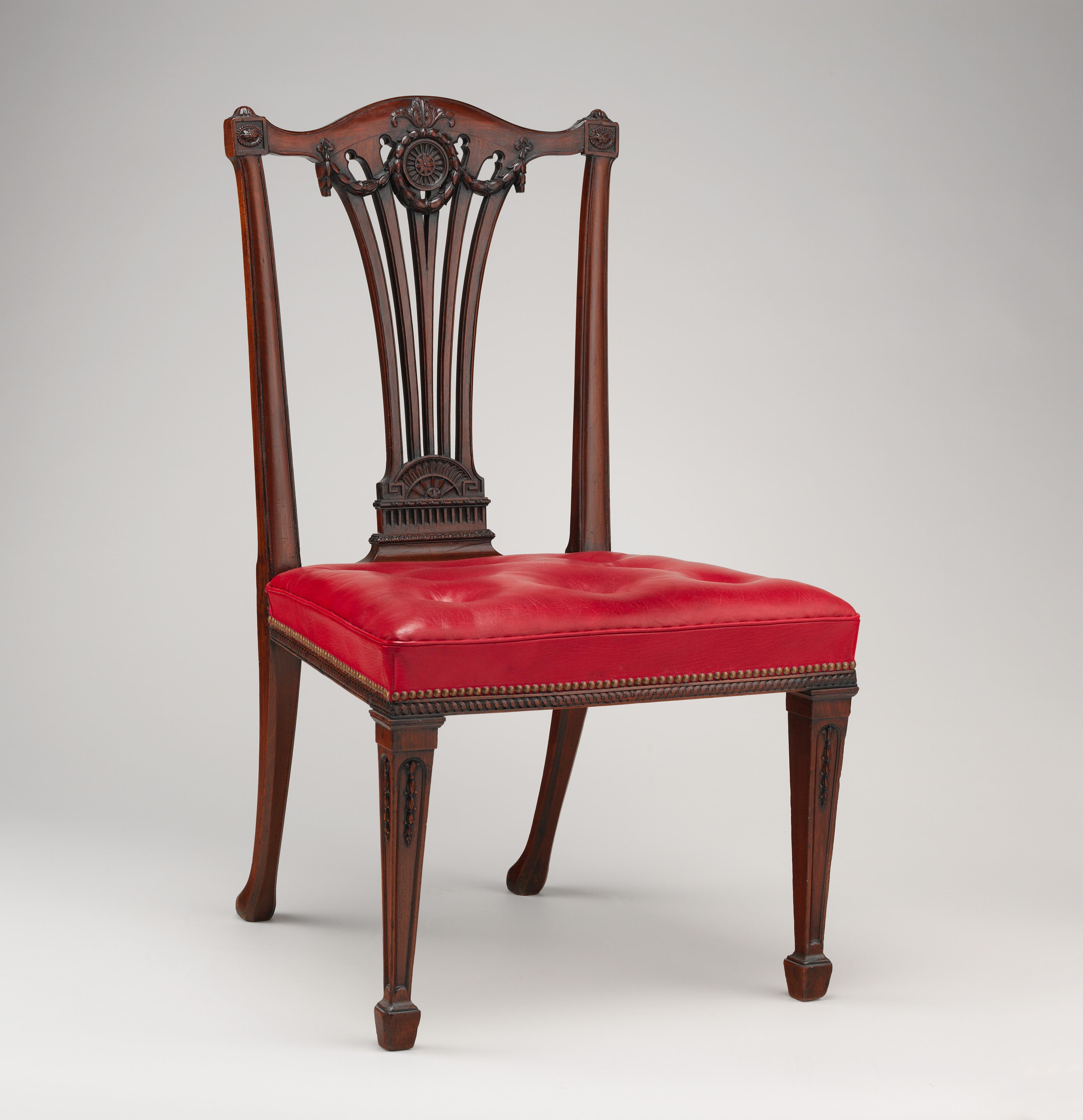 Main Idea Chair