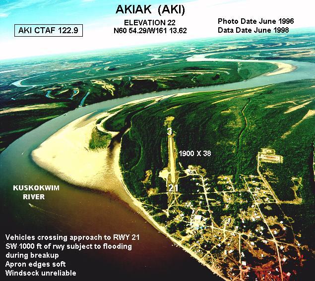 Akiak Airport Wikipedia