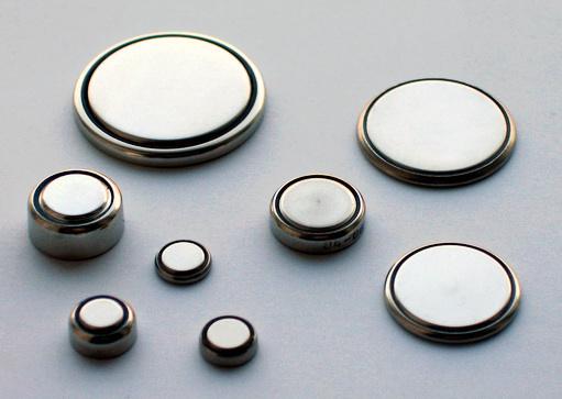 Button/ Coin Cells Batteries