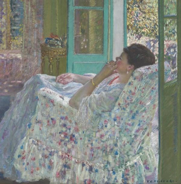 Frederick Carl Frieseke Paintings