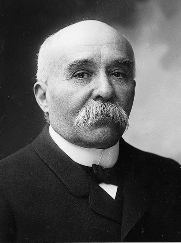 Tombe de Georges Clemenceau — Wikipédia