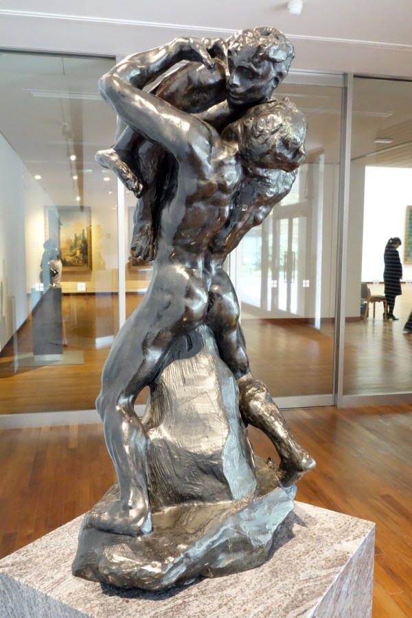 File Beautiful Auguste Rodin . 1885 Bronze