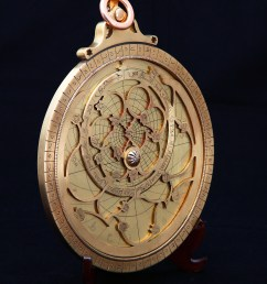 Astrolabe - Wikipedia [ 3616 x 2848 Pixel ]