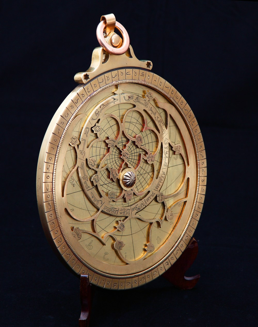 medium resolution of Astrolabe - Wikipedia