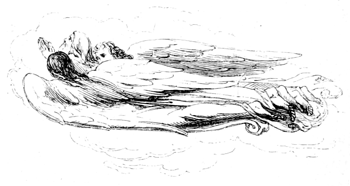 File:Life of William Blake (1880), volume 1, page 406.png