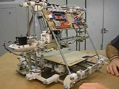 La stampante RepRap