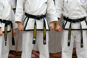 English: Rhee Tae Kwon-Do 1st, 2nd, and 3rd Da...