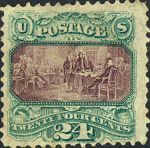 Signing of Declaration 1869 Issue-24c