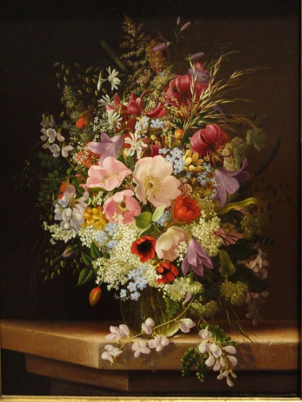 Flower Still Life Oil Paintings
