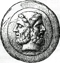 As janus rostrum okretu ciach