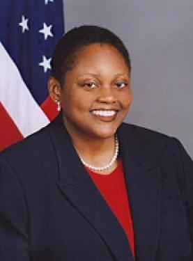 Jendayi E. Frazer, Assistant Secretary for Afr...