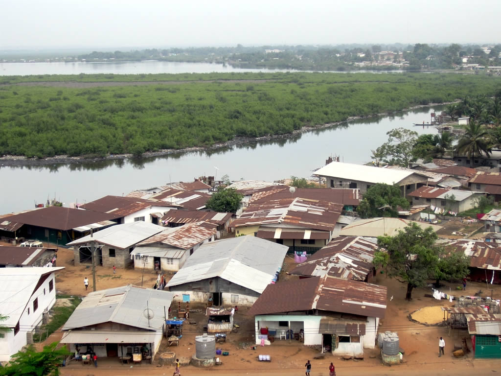 List of rivers of Liberia  Wikipedia