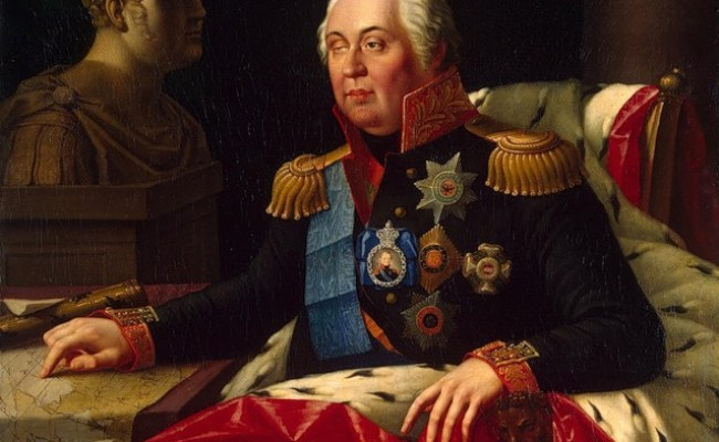 Michail Illarionovič Kutuzov Wikipedie