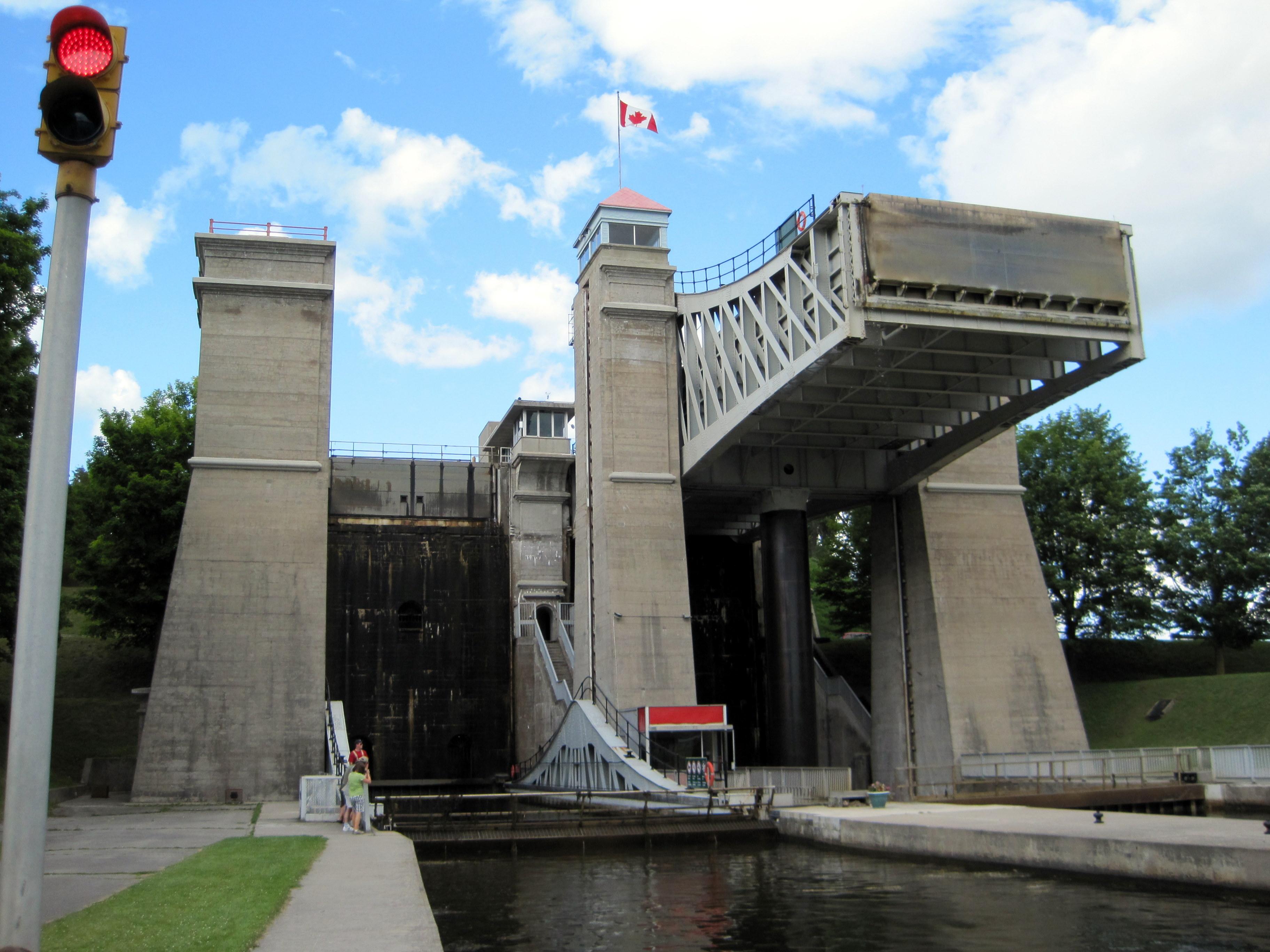 FilePeterborough Ontario  LiftLocks bjpg  Wikimedia