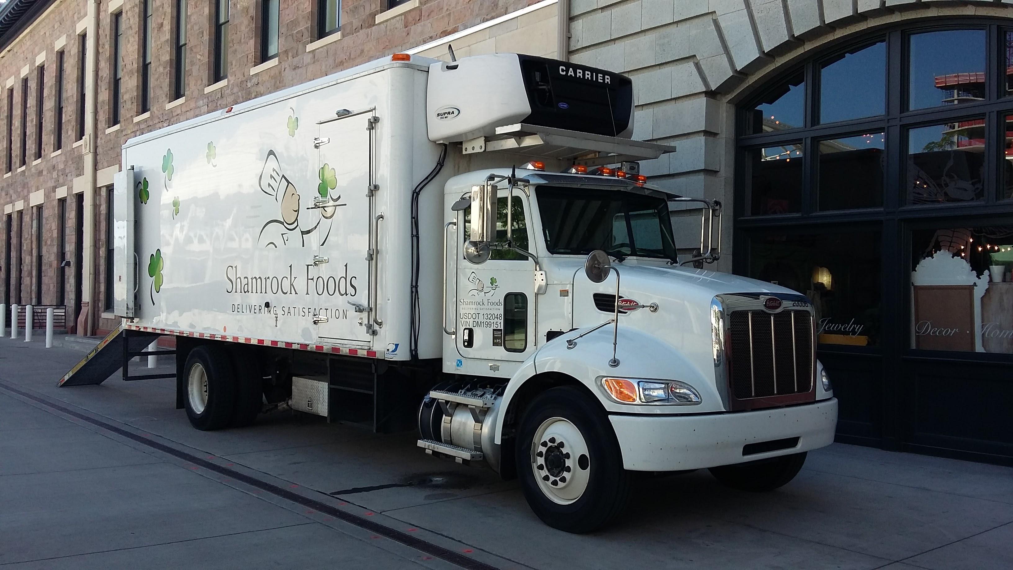 Shamrock Foods Denver Will Call