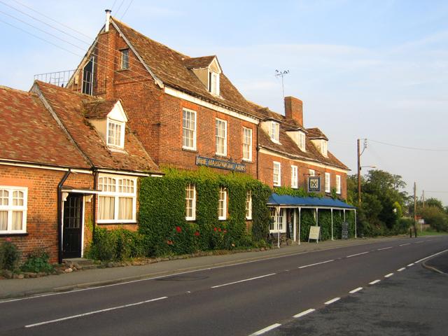 File:The Hardwicke Arms Hotel, Ermine Way, Arrington, Cambs