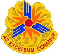 English: 12th Aviation Brigade distinctive uni...