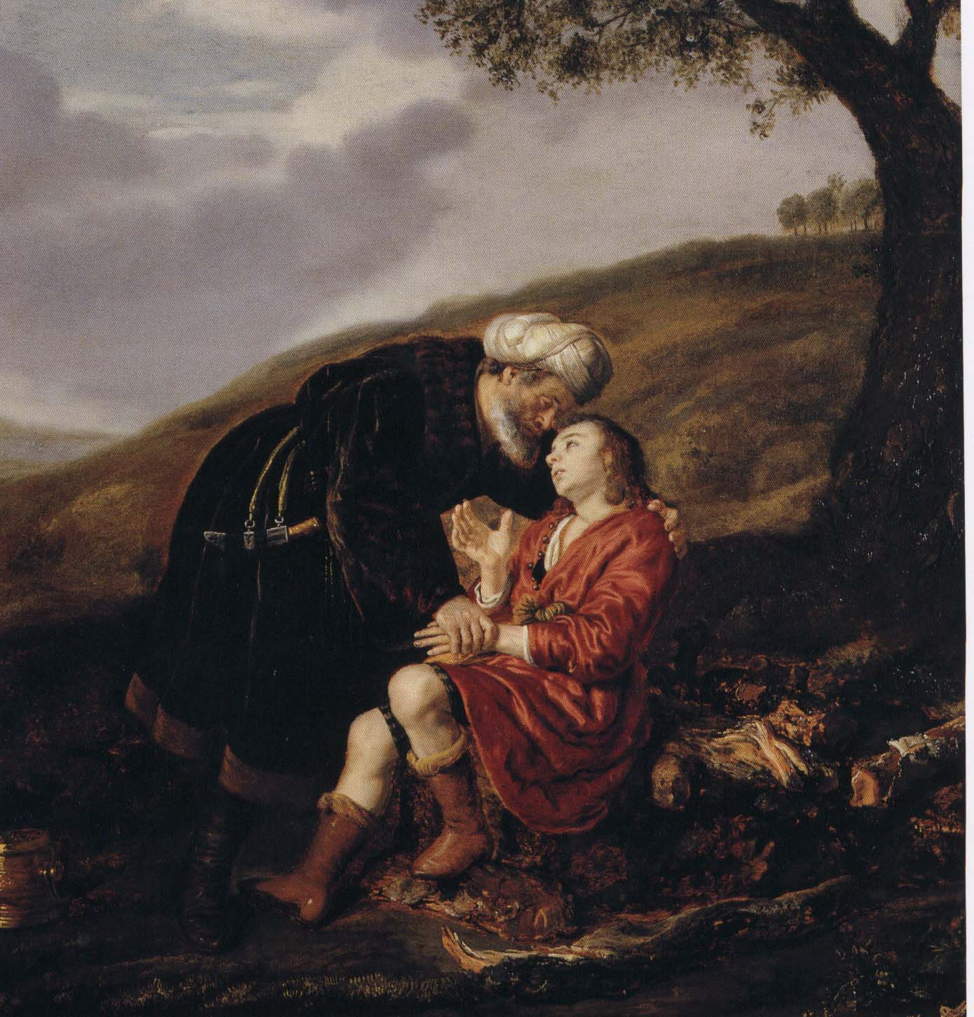 File Abraham And Isaac Before The Sacrifice Jan Victors