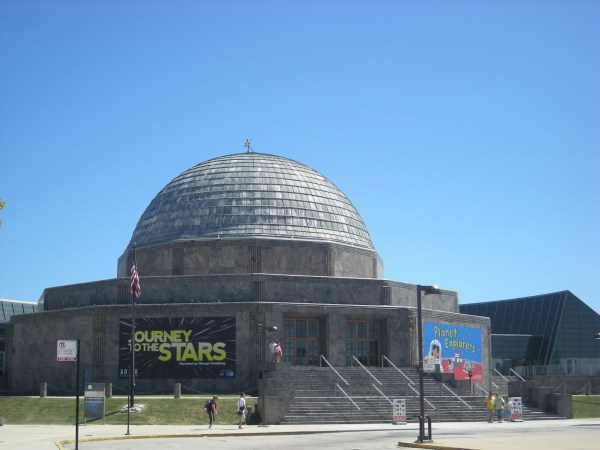 File Adler Planetarium August 2010 - Wikipedia