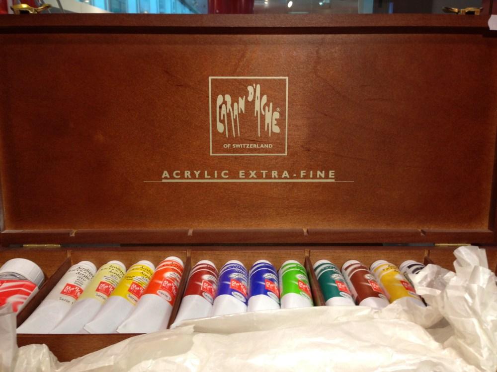 medium resolution of acrylic paint