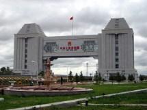 China-Russia Border