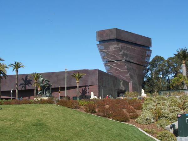 De Young Museum In San Francisco California Utrip