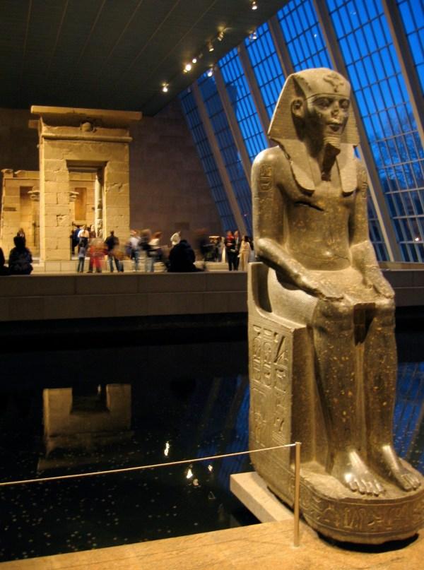 Metropolitan Museum of Art Egyptian Temple