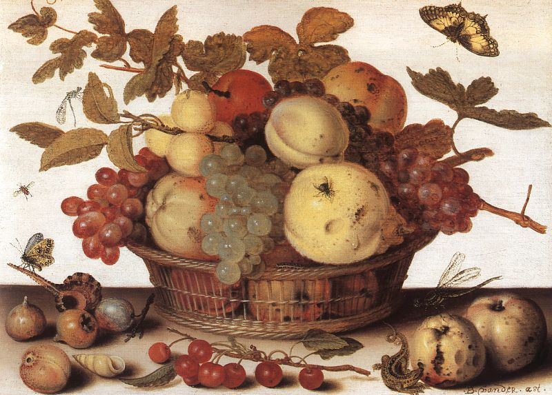Ancient Greece Fruit