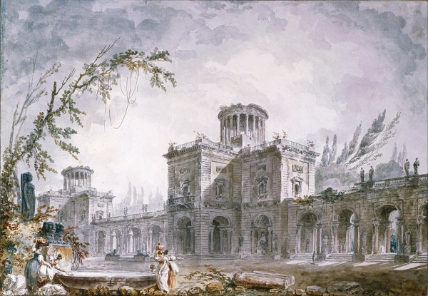 File Hubert Robert - Architectural Fantasy 1760 Google