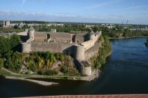 File Ivangorod Castle Viewn Narva