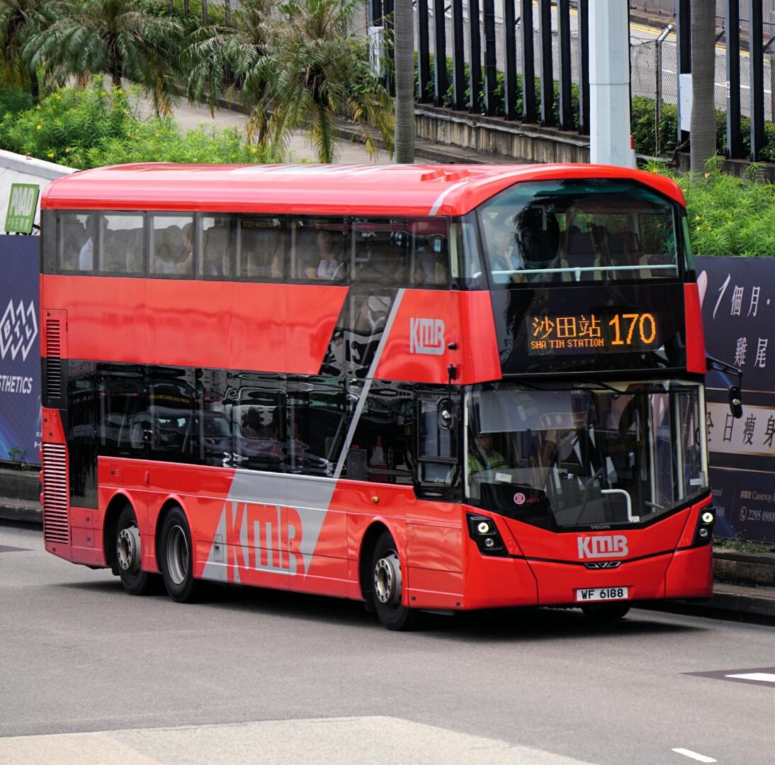 過海隧道巴士170線 - 維基百科,九龍塘及沙田 新翠邨, 69x,而170線被列作試點之一,華貴邨,20分鐘可到達中壢市區,自由的百科全書